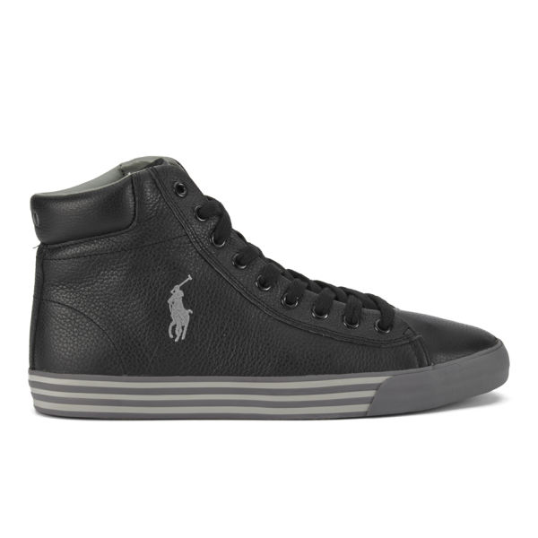 Ralph Lauren Polo Harvey Leather Trainer CP4963