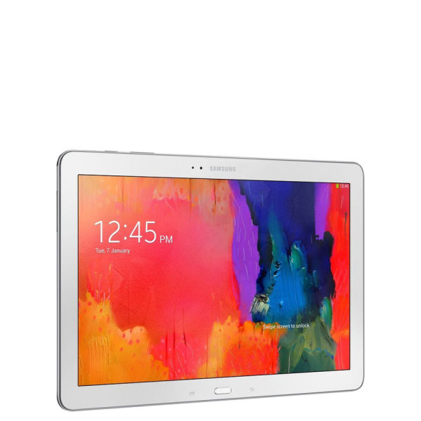 Samsung Galaxy Note PRO 12 Inch Tablet (Exynos 5 Octa, 1.9GHz, 3GB, 32GB, Android 4.4) - White