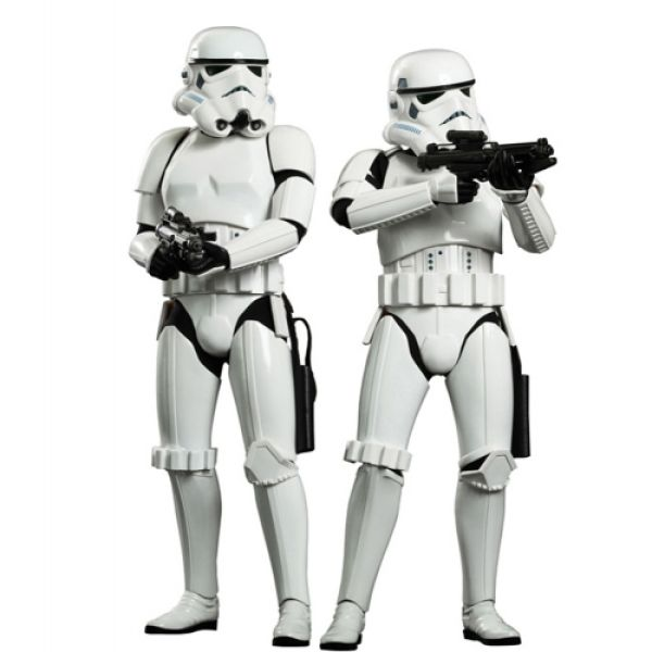 Hot Toys Star Wars Movie Masterpiece Stormtroopers 1:6 Scale Figure