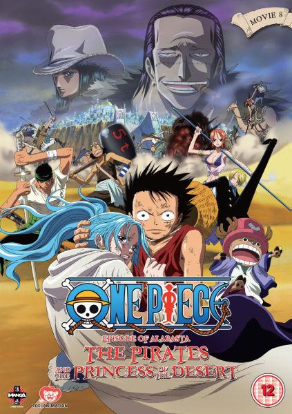 One Piece Movie 8: Episode of Alabasta