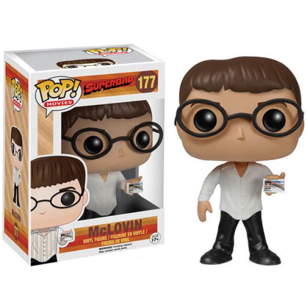 Superbad Fogell McLovin Figurine Funko Pop!