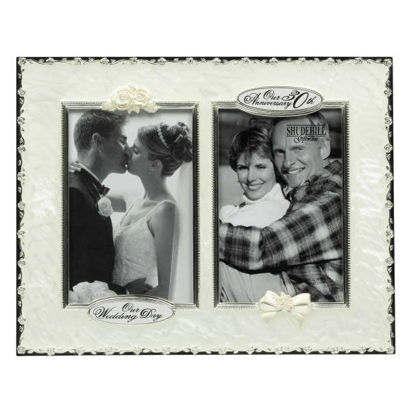 Celebration Then And Now Frame 30th Anniversary Iwoot