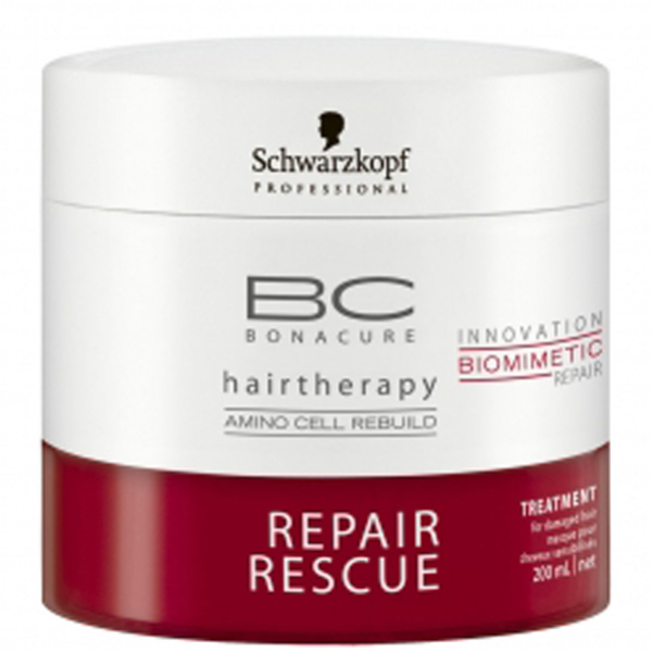 schwarzkopf repair rescue sealed ends 200ml free delivery. Black Bedroom Furniture Sets. Home Design Ideas