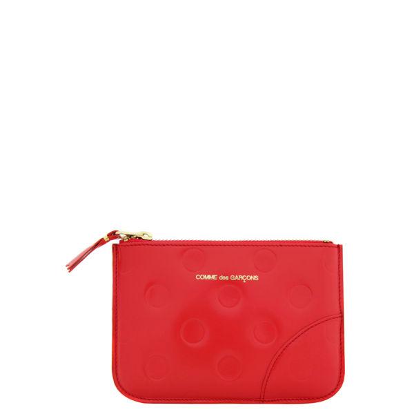 Comme des Garcons Wallet Women's SA8100NE Purse - Red