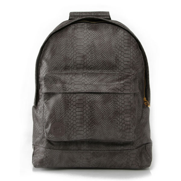 bbaa0ff4235 Mi-Pac Gold Python Backpack - Grey | FREE UK Delivery | Allsole