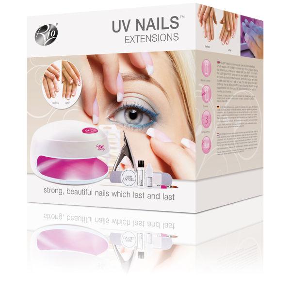 Rio UV Lamp Nail Extension System   Free Shipping   Lookfantastic