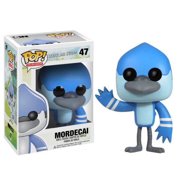 Regular Show Mordecai Pop! Vinyl Figure