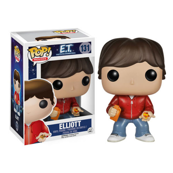 E.T Elliott Pop! Vinyl Figure