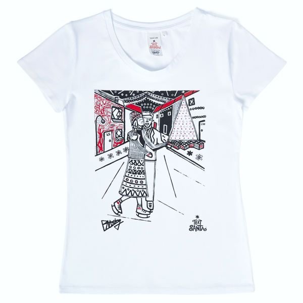 Ben Mosely Women's T-Shirt - White