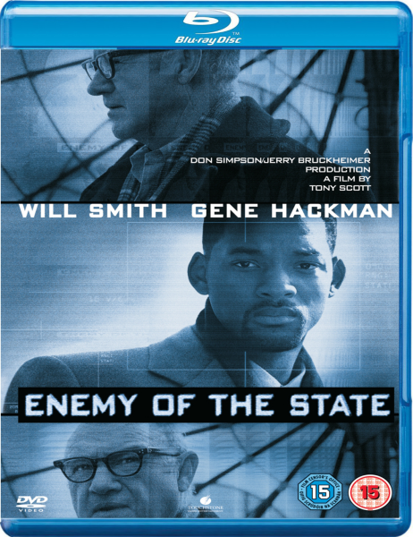 Enemy Of The State Blu Ray Zavvi