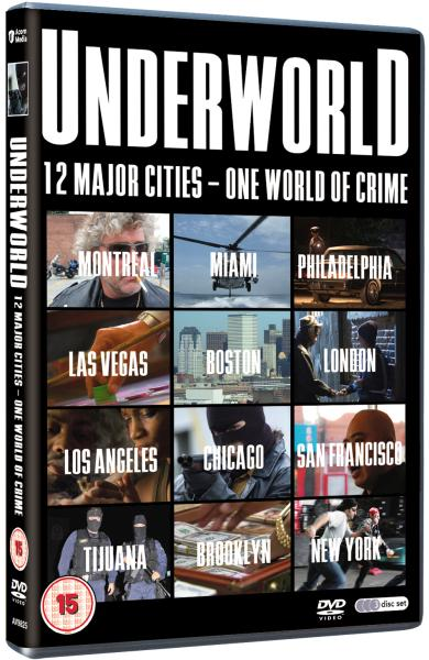 Underworld - 12 Major Cities - One World of Crime