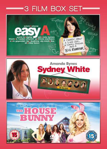 Easy A / Sydney White / The House Bunny