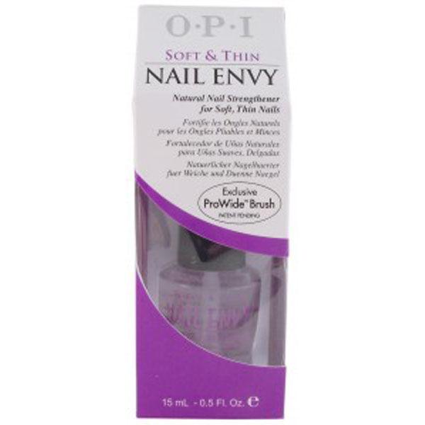 OPI Nail Envy Treatment - Soft and Thin (15ml)   Free Shipping ...