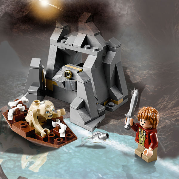 LEGO Hobbit Riddles for The Ring Play Set - Walmart.com