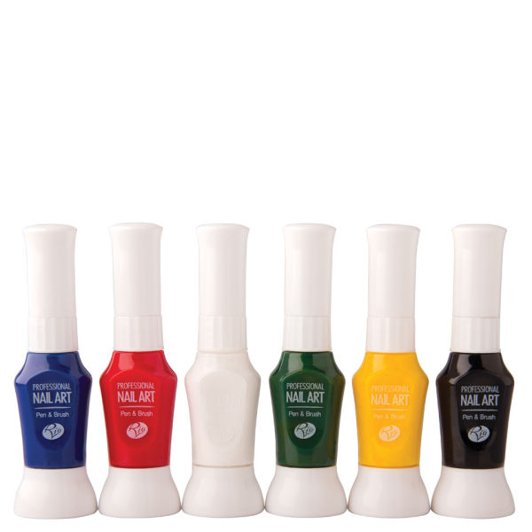 Rio Professional Nail Art Pens Original Collection Free Shipping