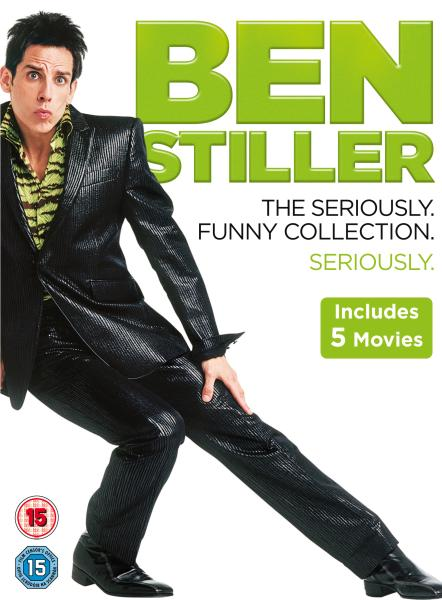 Ben Stiller - The Seriously Funny Collection