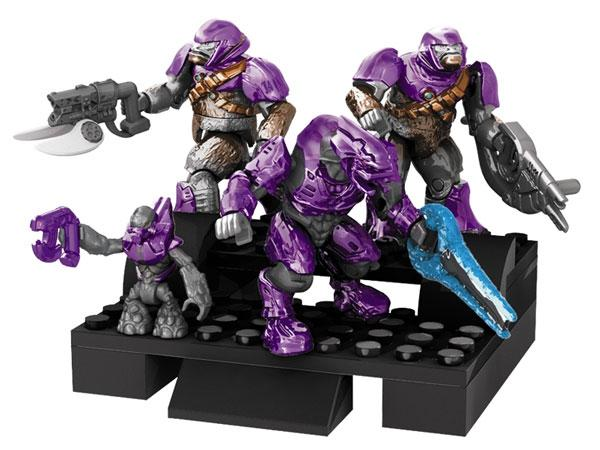 Mega Bloks Halo Wars Combat Unit