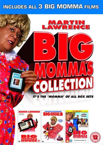 Big Momma S Complete Collection Dvd Zavvi