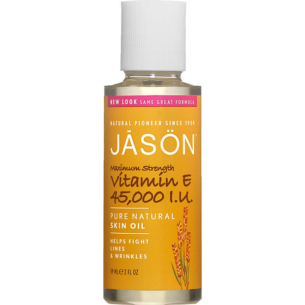 JASON 45,000Iu Vitamin E Beauty Oil (60 ml)