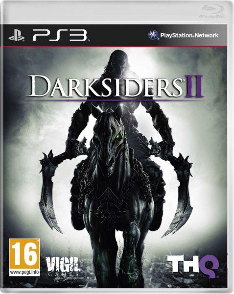 Darksiders 2 Ps3 скачать торрент - фото 3