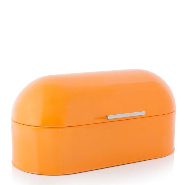Cook In Colour Dome Bread Bin Orange Iwoot