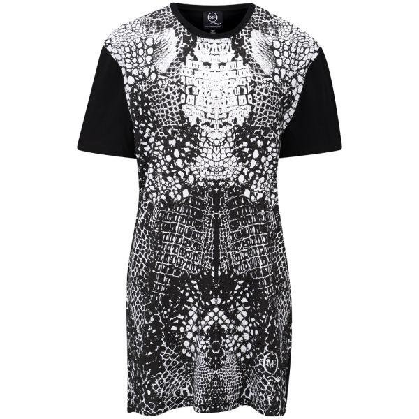 McQ Alexander McQueen Women's Cut and Sew Dress - Black