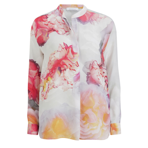 Samsoe & Samsoe Women's Waddi Shirt - Flower Print