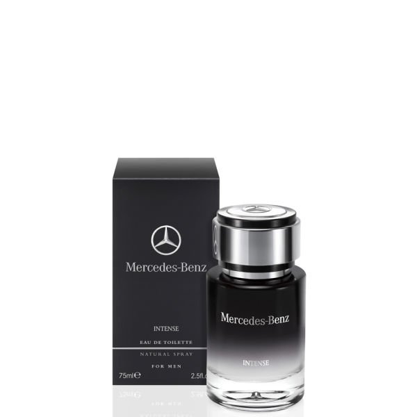 mercedes benz for men eau de toilette intense spray 75ml. Black Bedroom Furniture Sets. Home Design Ideas