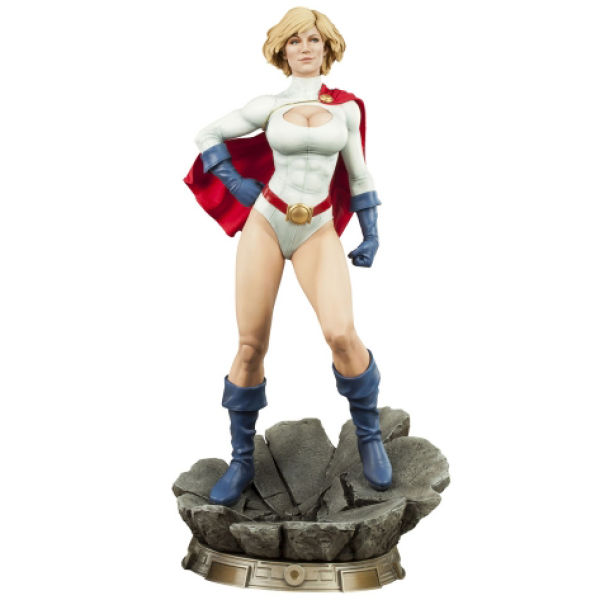 Sideshow Collectibles DC Comics Power Girl Statue