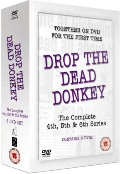 Drop The Dead Donkey Series 4 6 Iwoot