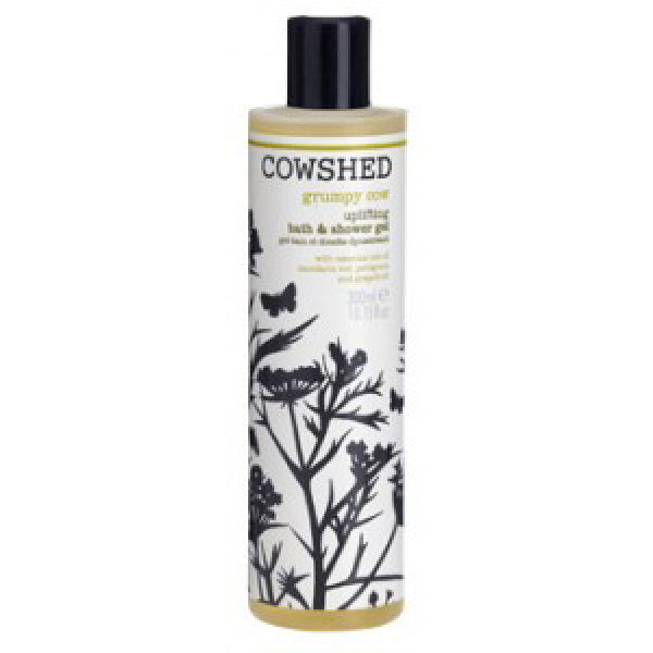 Cowshed Grumpy Cow Uplifting Bath & Shower Gel 300ml