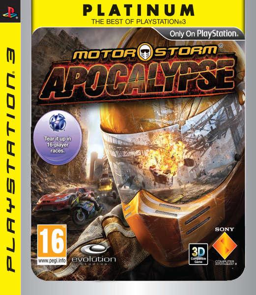 Motorstorm Apocalypse PS3 Platinum