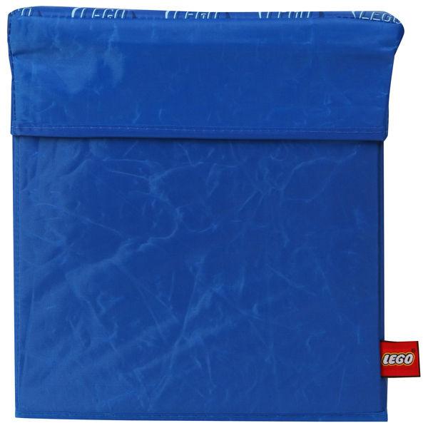 LEGO: Blue Classic Storage Box Stool