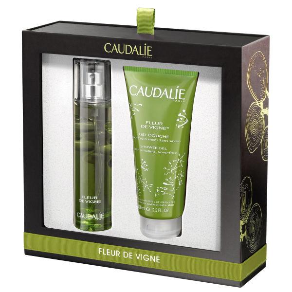Caudalie Fleur De Vigne Gift Set 2 Products Hq Hair