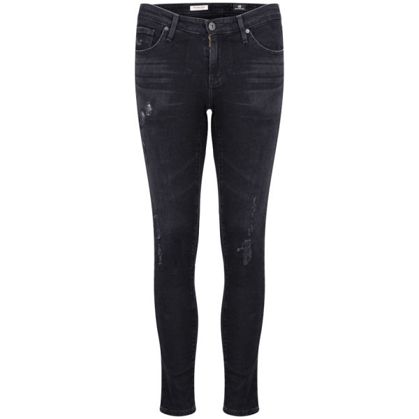 AG Jeans Women's Low Rise Ankle Legging Jeans - Emerse