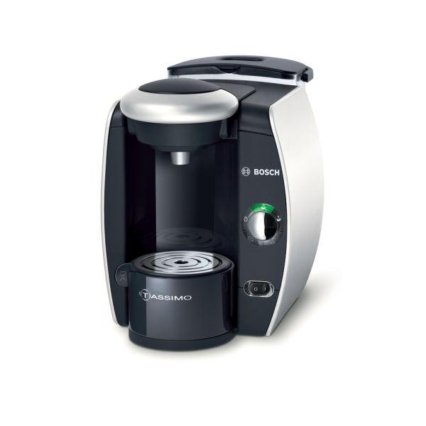 Latest Bosch Coffee Maker : Bosch TAS4011GB Tassimo Coffee Machine - Silver Homeware Zavvi.com