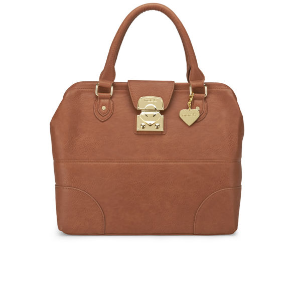 Marc B Watson Doctor's Bag - Tan