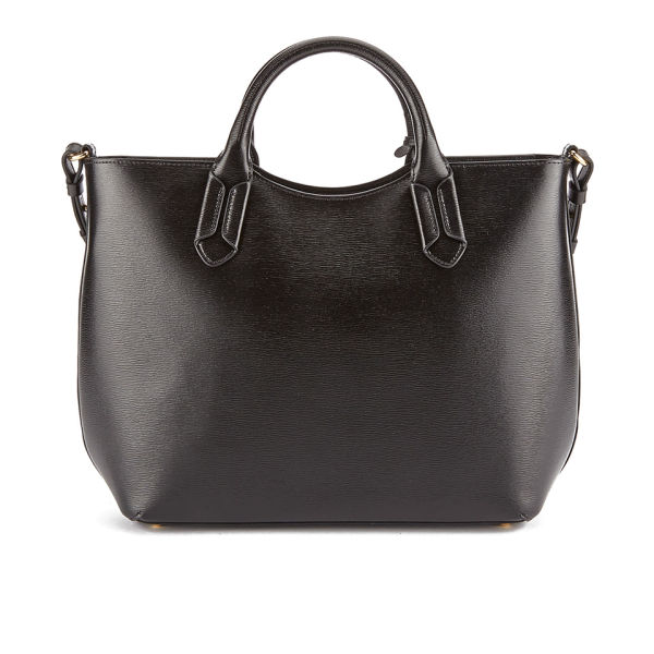 f6fa8007265e Lauren Ralph Lauren Women s Tate Convertible Tote Bag - Black  Image 5