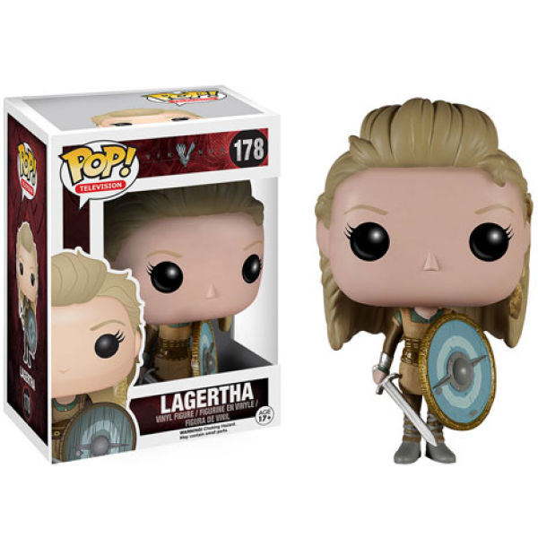 Vikings Lagertha Pop! Vinyl Figure