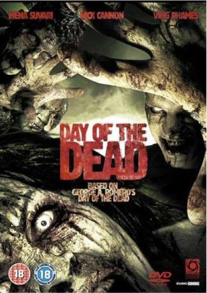 Day Of The Dead Dvd Zavvi