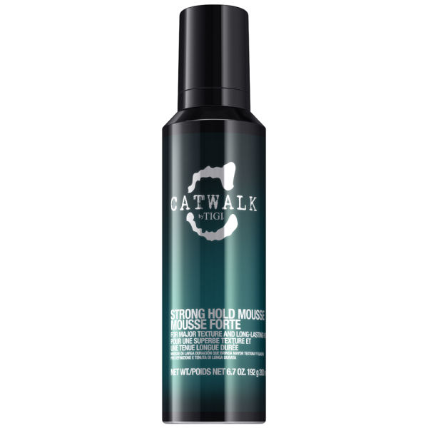 TIGI Catwalk Strong Mousse (200ml)