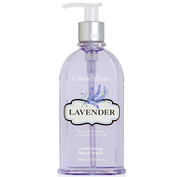 Crabtree & Evelyn Lavender Conditioning Hand Wash (250 ml)