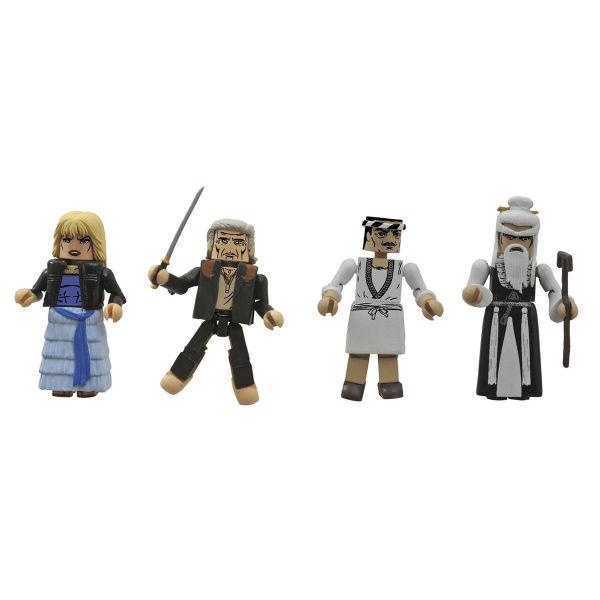 Kill Bill Minimates Master Of Death Box Set (C: 1-1-2)