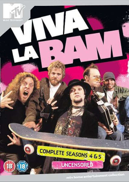 Viva La Bam - Season 4 And 5