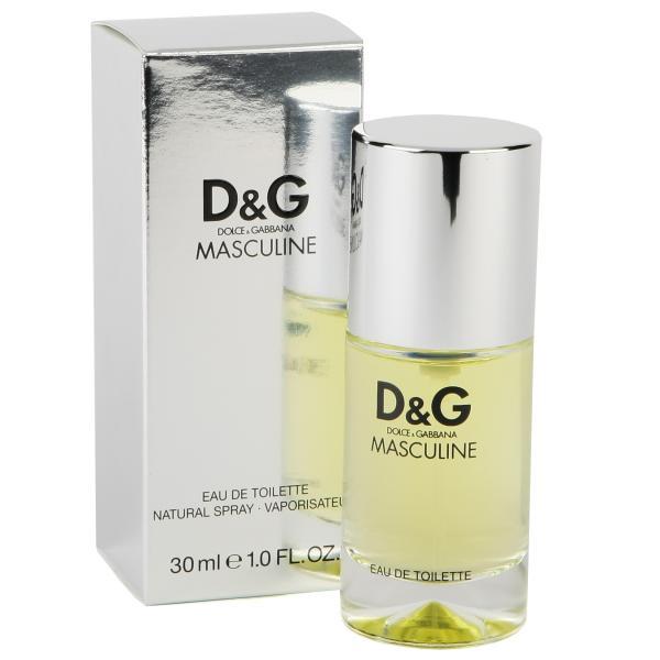 edb6b1cbd5957 Dolce   Gabbana - Masculine Eau de Toilette (30ml) Perfume   Zavvi