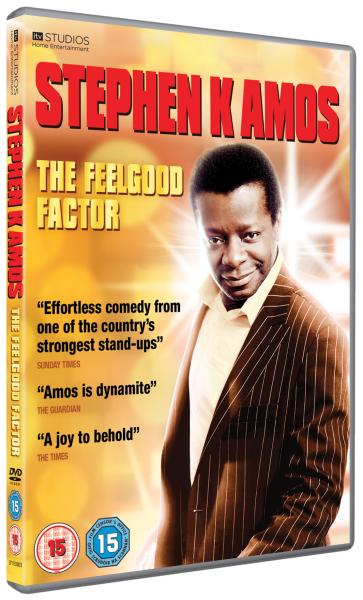 Stephen K Amos: The Feel Good Factor