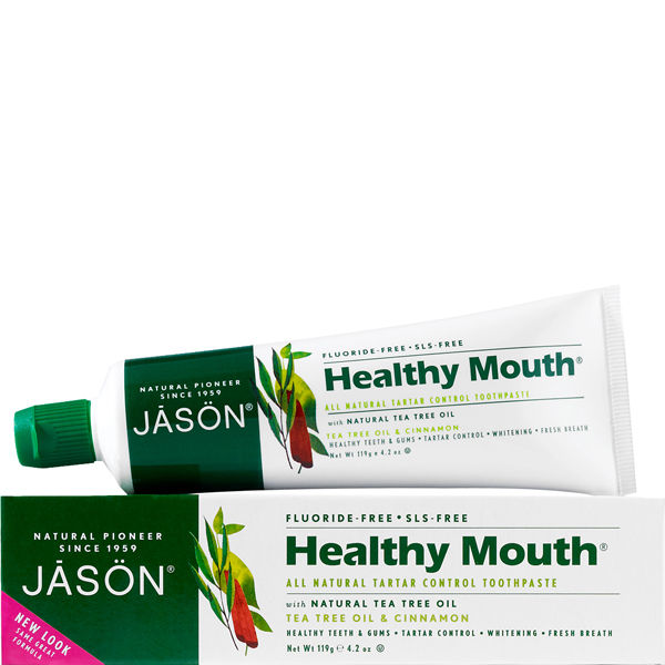 JASON Healthy Mouth Tartar Control Toothpaste (119 g)