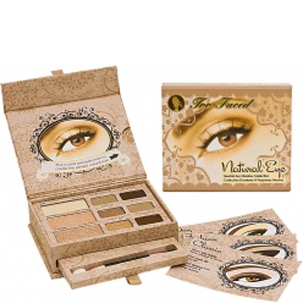 Too Faced Natural Eye Kit Free Shipping Lookfantastic