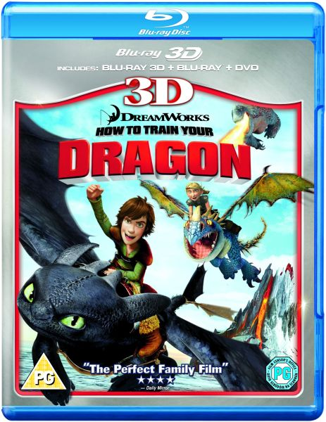 How to train your dragon 3d 3d blu ray 2d blu ray and dvd blu ray how to train your dragon 3d 3d blu ray 2d blu ray ccuart Images