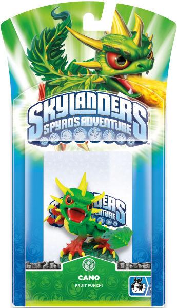 Skylanders Spyro S Adventure Character Pack Camo